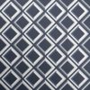 Midnight deep navy wallpaper with grey and white highlights. To create the illusion of a 3d lattice.