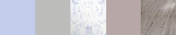 Beautiful delicate white wallpaper with abstract painted pattern. Perfect feature wallpaper for bedroom walls, living room or baby nursery walls.